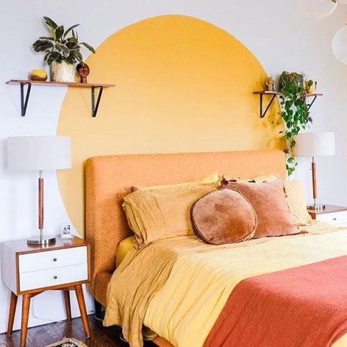 FengShui Schlafzimmer Farbgestaltung