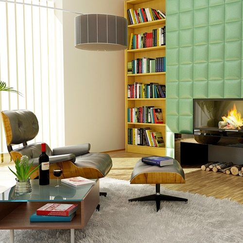 WOHNGLÜCK im Wohnraum schöner Wohnen energetisches Feng Shui